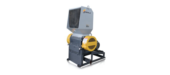 Plastic Crusher & Shredder